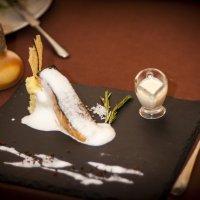 Картофельное пюре с рыбой :: Алексей Шеметьев