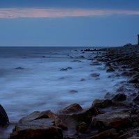 Вечернее море :: Allex Anapa