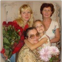 Семейный портрет :: Нина Корешкова