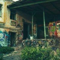заброшенный дом :: Виктория грёZы