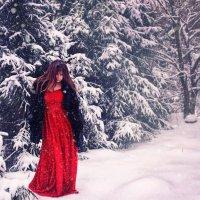 Лед и пламя :: Екатерина Таиркина