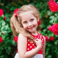Запах розы :: Анна Бердина