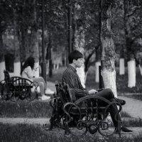 Одиночество в сети :: Максим Рожин