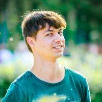 ежик :: Алексей Скочигоров