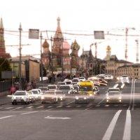 Моя Москва :: Дмитрий Головин