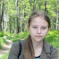 Портрет дочки :: Роман Кривошеев