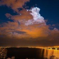 в ночь перед грозой :: Андрей ЕВСЕЕВ