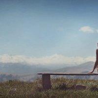Ветер с гор :: Надежда Шибина