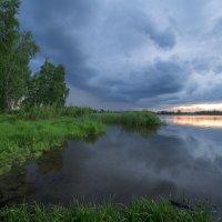 холодный закат :: Дамир Белоколенко