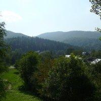 В  Шешорах :: Андрей  Васильевич Коляскин