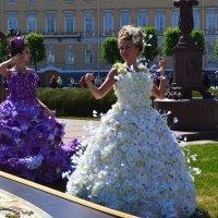 Цветочные платья :: Наталья Левина