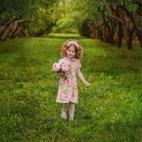 Волшебна и невероятна :: Анастасия Кочеткова