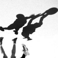 игра теней :: Ира Сомова