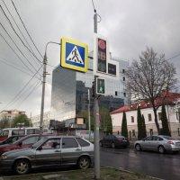 Светофор в городе :: Николай Филоненко