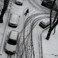 первый снег :: Ольга Заметалова