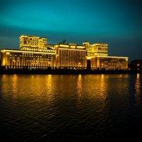 Ночная Москва :: Zifa Dimitrieva