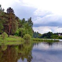 На озере :: Сергей F