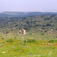 Бейт Гуврин.. Постройка времен Римской империи и современный маки :: Герович Лилия