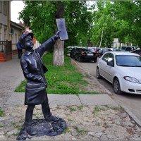 КУПИТЕ, КУПИТЕ СВЕЖУЮ ГАЗЕТУ!!! :: Валерий Викторович РОГАНОВ-АРЫССКИЙ