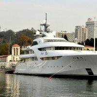 Яхта ВВ :: Витас Бенета