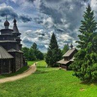 Музей Народного деревянного зодчества :: Olesya Inyushina