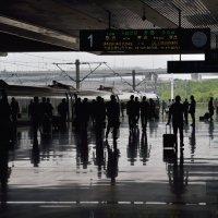 шанхайский ЖД вокзал :: Андрей Фиронов