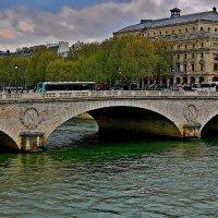прогулки по Парижу :: Александр Корчемный