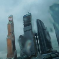 rain in the city :: Ольга Заметалова