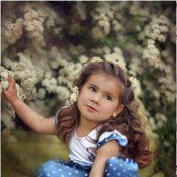 Цветочная фея :: Ирина Роднина
