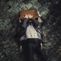 Человек-чемодан :: Натали Шем