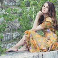 Нина :: Алексей Остриков