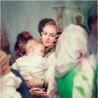 Крещение :: Ирина Роднина