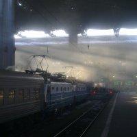 Казанский вокзал. :: Гектор