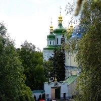 Главный вход в Выдубицкий монастырь :: Владимир Бровко