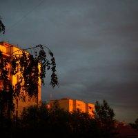 в лучах заката... :: Натали Акшинцева