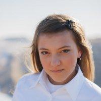 Этот пронзительный взгляд :: Анна Вьюшкова