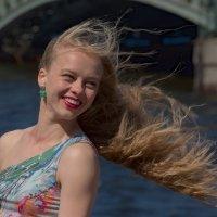 Питерский ветер :: Leonid Volodko