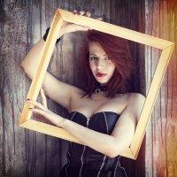 Портрет в рамке :: Алексей Соминский