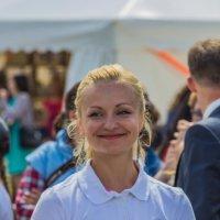 Очарование женской улыбки.. счастье!! :: Дмитрий Сушкин