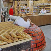 Ловец хлеба :: M Marikfoto