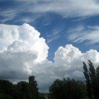 Белые облака :: laana laadas