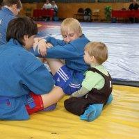 Младший тренер..... :: Андрей Кулешов