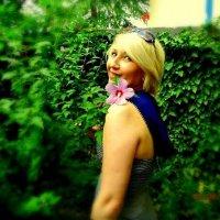 девушка  -  весна :: неля  тулузова