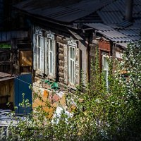 Домик :: Oleg Sharafutdinov