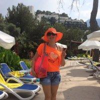 Анталия, июнь 2015 :: Тамара