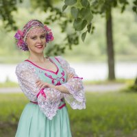 Русская краса :: Алексадр Мякшин