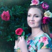 Цветочная симфония :: Ольга Гудым