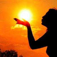Поцелуй солнца :: Елена Малова