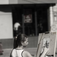 Юный талант :: Сергей Шруба
