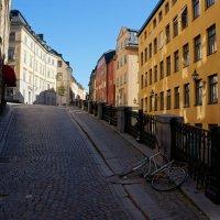 Утро в Стокгольме... :: Алёна Савина